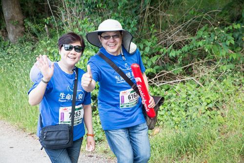 50WWG17 Margaret & Dominic